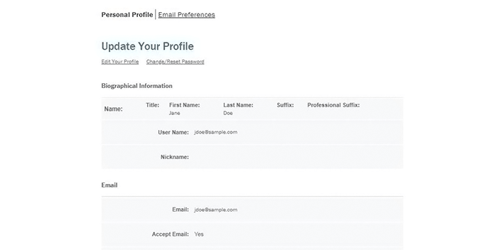 User Profile Screenshot 695x352